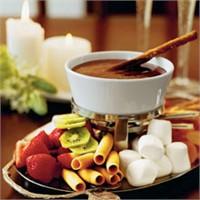 Çikolata Fondü Tarifi
