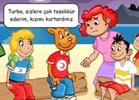 Çocuklar İçin Animasyonlu İlk Yardım Bilgileri 2