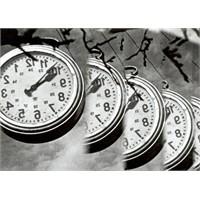 Zaman,intihardir