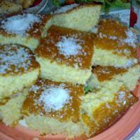 Sütlü Kek Tarifi...