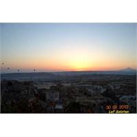 Kapadokya'da 2. Gün