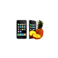 Ananas Aromalı İphone