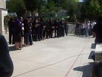 Bihter'in Cenaze Töreninden Görüntüler