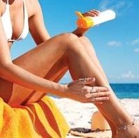 Sağlıklı Bronzlaşmak İçin Güneş Kremi-