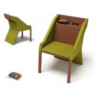 Raflı Sandalye Tasarımı