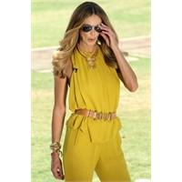 Moda:hardal Sarısı