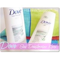 Tatilde Yıpranan Saçlara : Dove Şampuan