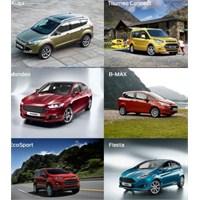 Ford'un Yeni Modelleri; Yerli ve Ödüllü