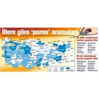 Türkiye Müstehcenlik Haritası
