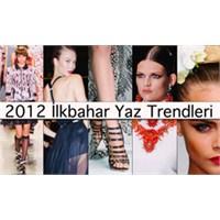 2013 İlkbahar Yaz Trendleri