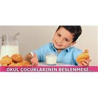 Okul Çocuklarının Beslenme İpuçları…