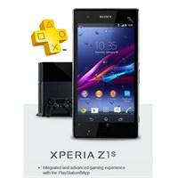 Xperia Z1s İçin 1 Yıl Playstation Plus Aboneliği !
