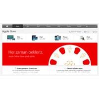Apple'dan Türkiye Pazarına Online Giriş