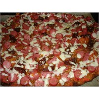 Kolay Pizza Yapımı