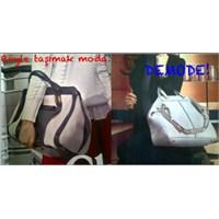 Yeni Moda: Çanta Taşıma Şekli
