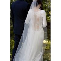 "Kristen Stewart'ın ""Bella Swan"" Gelinliği"