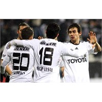 Beşiktaş Gibi Futbol Oynamak...