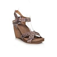 Hotiç Dolgu Topuk Ayakkabı Modelleri