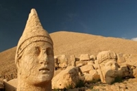 Tatil Rehberi - Nemrut Dağı Ören Yeri