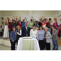 Sinop Engelsiz Yaşam Merkezi'nde Doğum Günü