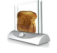 Transparan Tost Makinesi