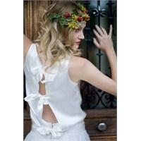 Marie Laporte 2012 İlkbahar Yaz Bridal Koleksiyonu