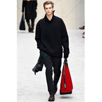 Burberry Prorsum 2014 Kış Erkek Giyim Defilesi