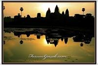 Kamboçya'nın Tarihi Yerleri | Angkor Wat