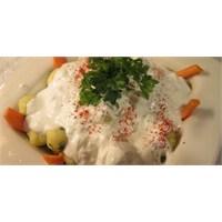 Fazlıkızından Yoğurtlu Patates Topları