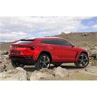 Lamborghini Urus Tanıtıldı