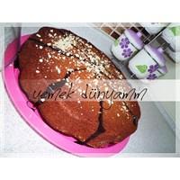 Kakaolu Fındıklı Kek / Yemekdunyamm