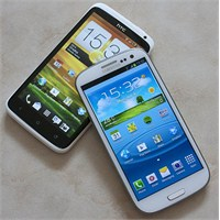 Htc One X Mi Samsung Galaxy S3 Mü?