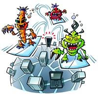 Bilgisayarına Virüs Mü Bulaştı ?