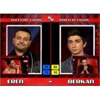 Yarı Final / O Ses Türkiye : Eren Şenay & Berkan