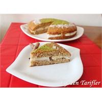 Kremalı Havuçlu Kek
