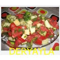 Kaşarli Salata
