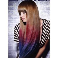 Saçlarda Yeni Trend: Saç Tebeşiri