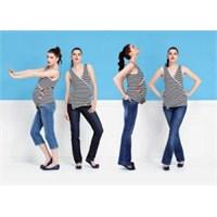 2014 Hamile Kıyafetleri - Hamile Elbise Modelleri