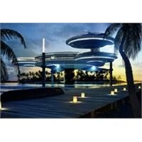 Balıklarla Uyumak: Dubai'de Sualtı Oteli