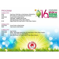 Sdü 2013 Bahar Şenlikleri Programı