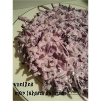 Mor Lahana Salatası Nasıl Yapılır