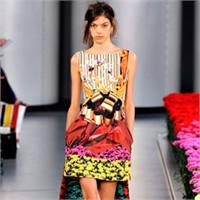 En Trend 30 Çiçekli Elbise