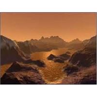 Satürn Uydusu Titan Da Yaşam Belirtileri