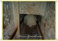 Mısır Pramitlerinin Yapımı - İçerisinden Görüntüle