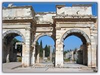 Efes de Mazeus Mithridates (agora Güney) Kapısı
