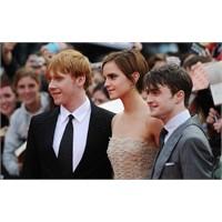 Harry Potter'ın Prömiyeri Yapıldı