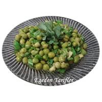 Bezelye Salatası (Yeşil Salata)