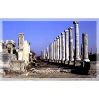 Görülmeye Değer Perge Antik Şehir | Antalya