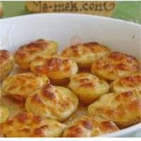 Fırında Kaşarlı Taze Patates (Resimli Anlatım)