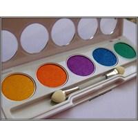 Cıvıl Cıvıl Renkler İle 5'li Palet